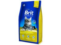 Brit Premium Cat Adult Salmon NEW