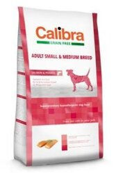 Calibra Dog GF Adult Small Breed Duck NEW