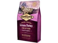 Carnilove Cat Salmon & Turkey for Kittens HG