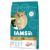 Iams Cat Light rich in Chicken 10kg