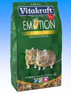 Vitakraft Rodent Degu Emotion beauty krm. 600 g