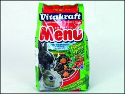 Vitakraft Rodent Rabbit krm. Menu Vital 3kg